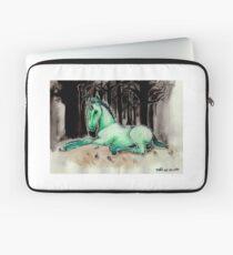 Dark Unicorn Foal Laptop Sleeve