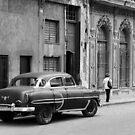Havana Cuba Series - Car by sparrowhawk