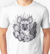 Hyena & Arid Plants Unisex T-Shirt