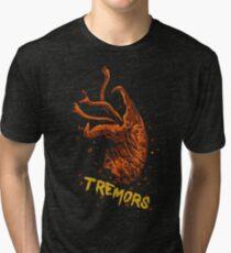 Tremors shirt and product design Tri-blend T-Shirt