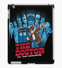 Doctor Pilgrim 11th Edition iPad Case/Skin