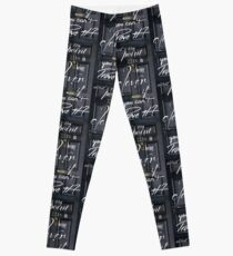 What's the Point in Being Clever...? Leggings