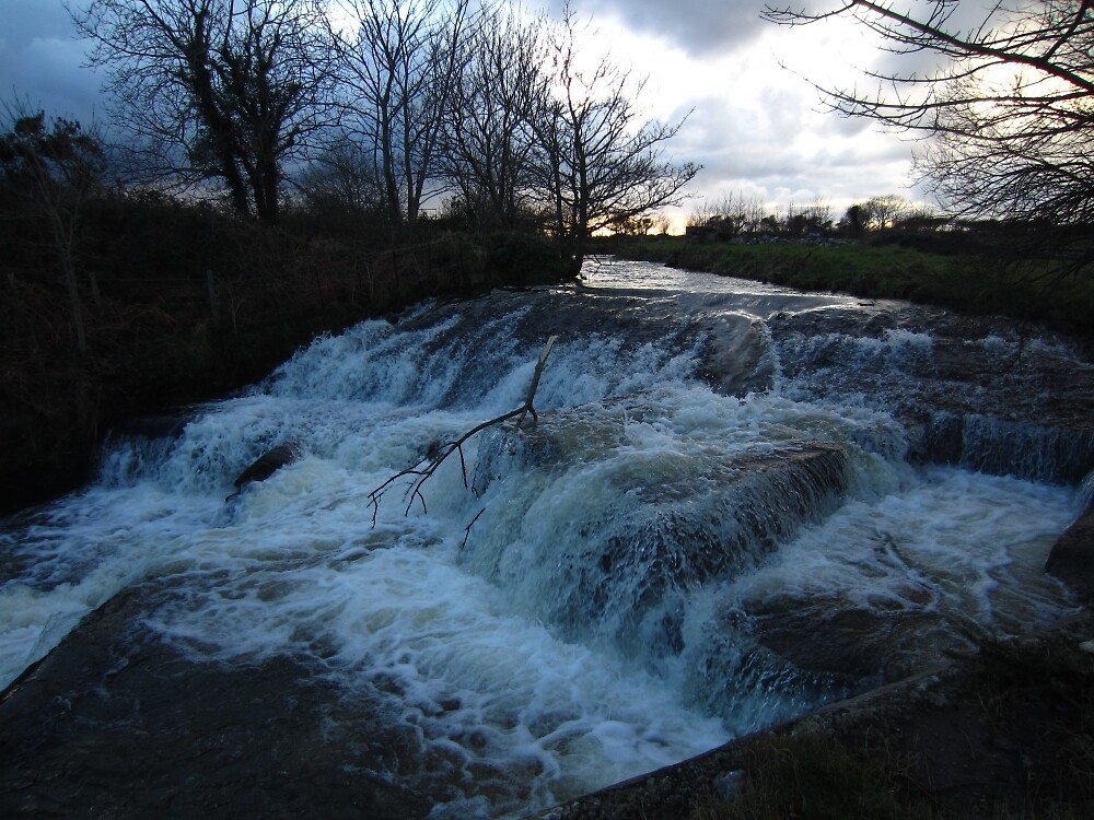 Silverburn River by IOMWildFlowers
