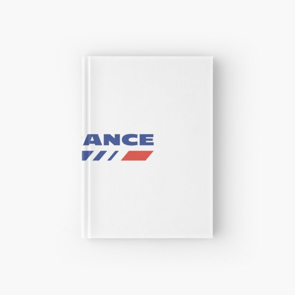 Air France Small Logo at the chest Hardcover Journal