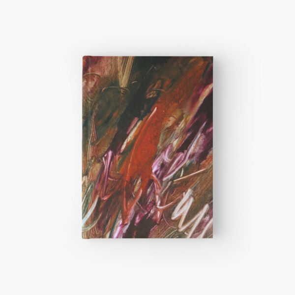 Cropped Print #1 Hardcover Journal