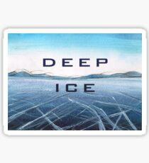 Deep ice Sticker