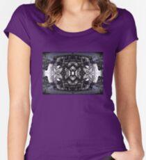 Neighborhood Texture Jam Women's Fitted Scoop T-Shirt