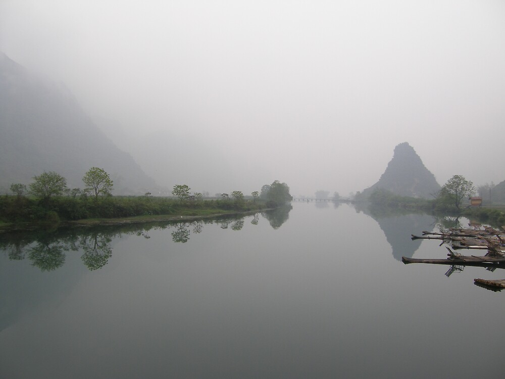 Guilin, China by Nattensorg