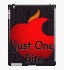 Just One Bite.... iPad Case/Skin