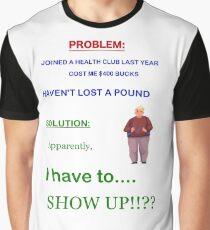 Health Club/Gym T Graphic T-Shirt