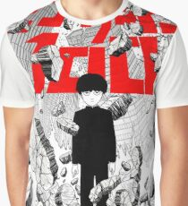 Mob Psycho 100 4 Graphic T-Shirt