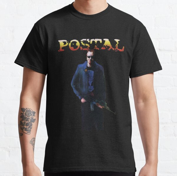 Postal Dude T Shirts Redbubble