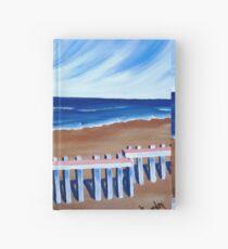 Beach Entry.......... Hardcover Journal