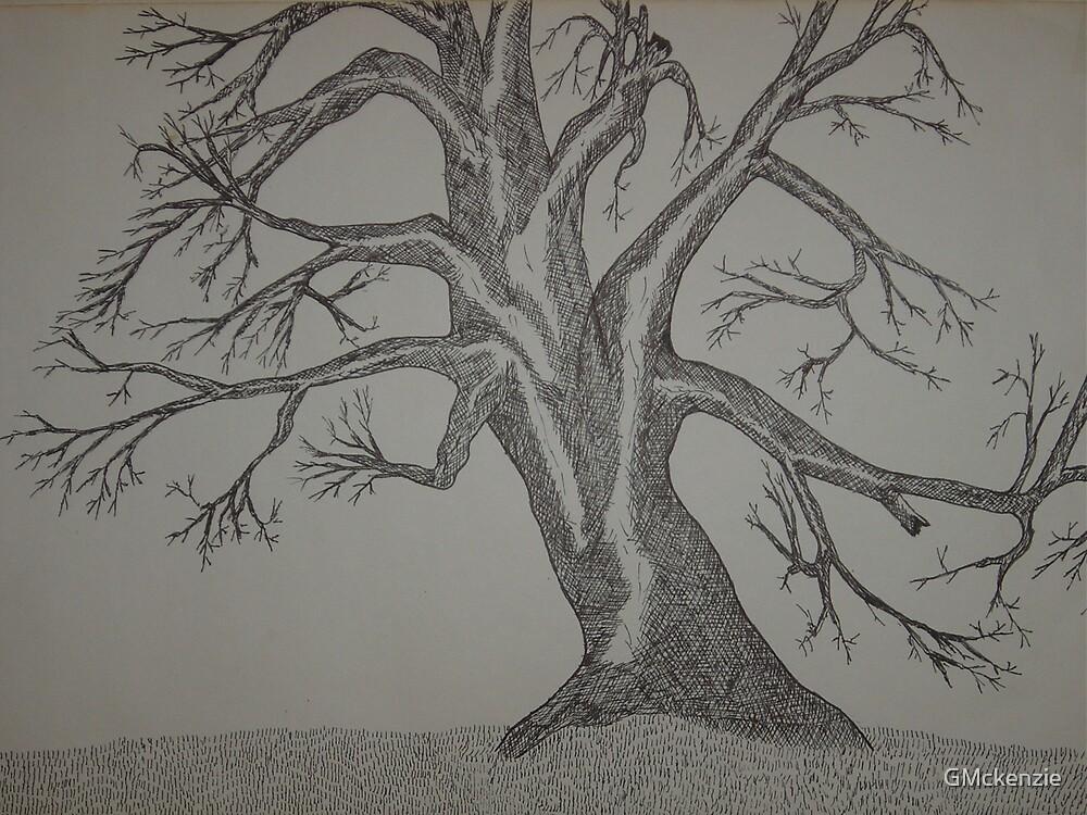 tree by GMckenzie