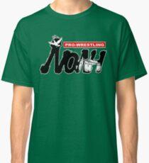 Pro Wrestling Noah Logo Classic T-Shirt