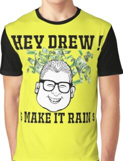 TV Game Show - TPIR (The Price Is...)Make It Rain Graphic T-Shirt