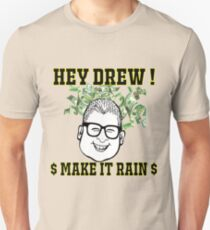 TV Game Show - TPIR (The Price Is...)Make It Rain T-Shirt