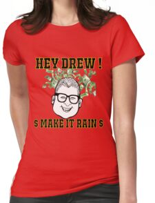 TV Game Show - TPIR (The Price Is...)Make It Rain Womens Fitted T-Shirt