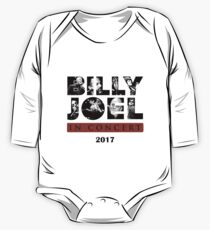 Billy Joel In Concert 2017 One Piece - Long Sleeve