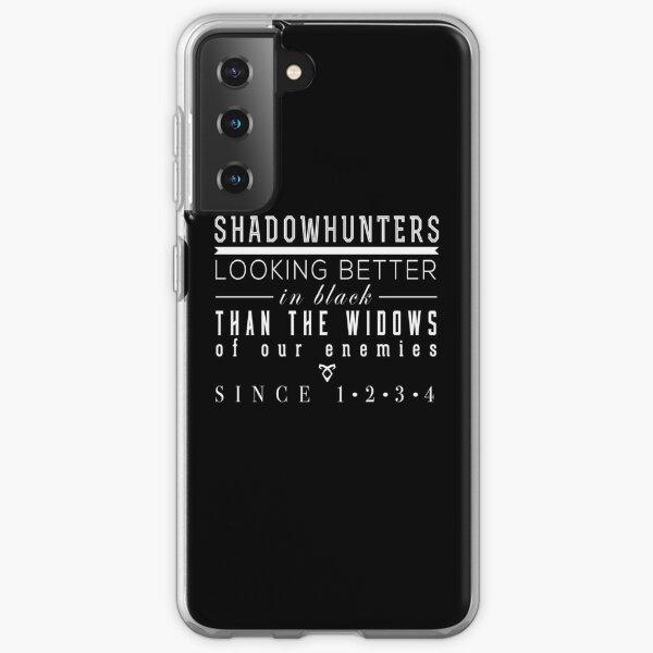 "The Mortal Instruments: ""Shadowhunters"" Samsung Galaxy Soft Case"