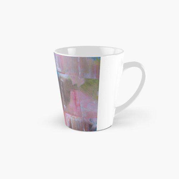 Abstract in Pink Tall Mug