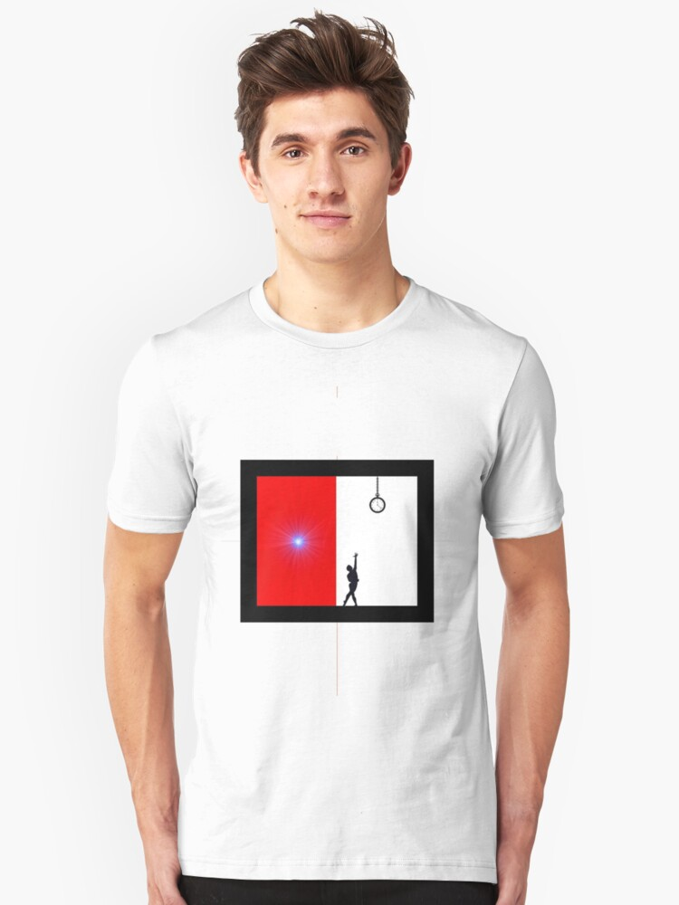 Reach Beyond the Space and Time Unisex T-Shirt Front