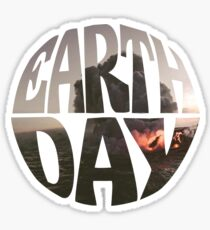 Earth Day (or any day really) Sticker