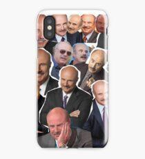 Dr Phil  iPhone Case/Skin