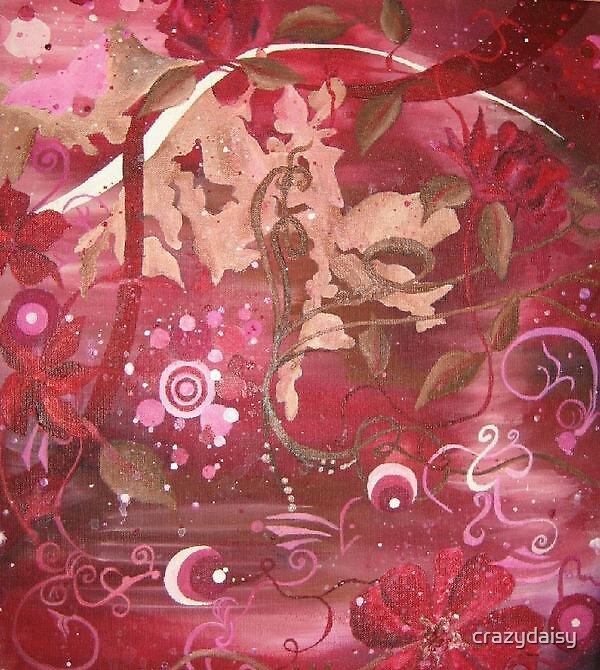 Rose Splash by crazydaisy