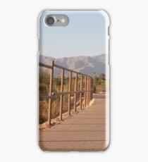Jogging Path iPhone Case/Skin