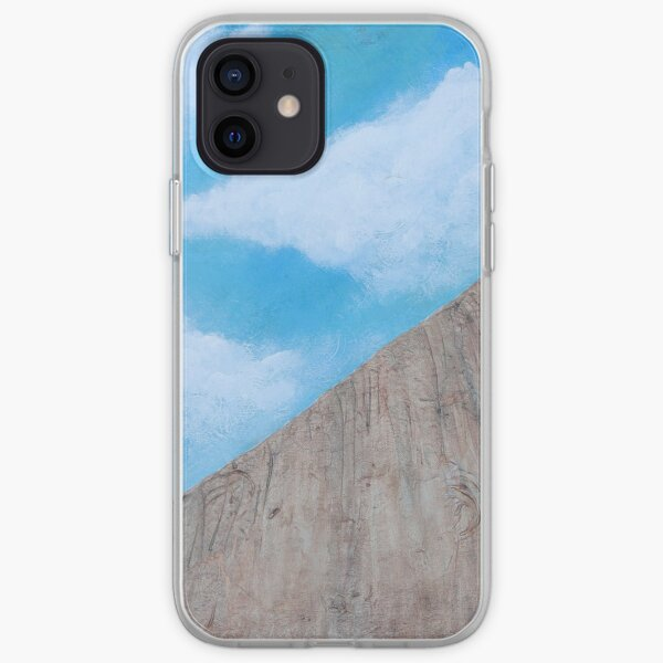 Skyline From The Canyon iPhone Soft Case