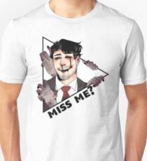 Darkiplier - Miss me? T-Shirt