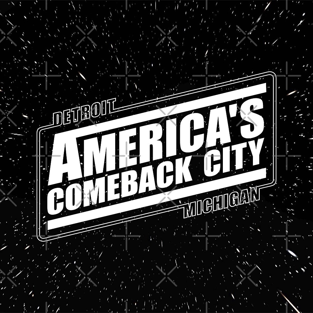 America's Comeback City by thedline
