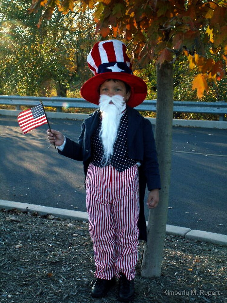 Uncle Sam by Kimberly M. Rupert