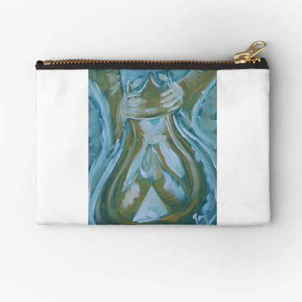 Coronation of Mary Zipper Pouch