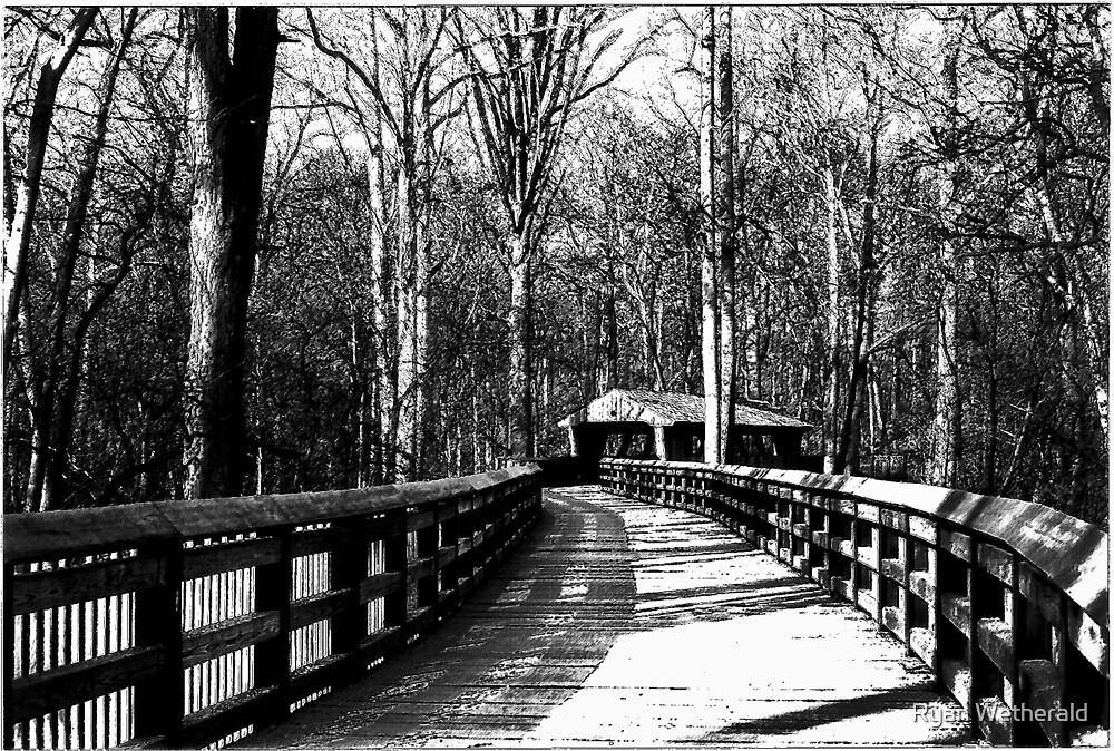 Bridge Inked by Ryan Wetherald