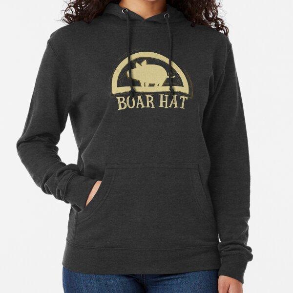 The Seven Deadly Sins (Boar Hat Sign) Lightweight Hoodie