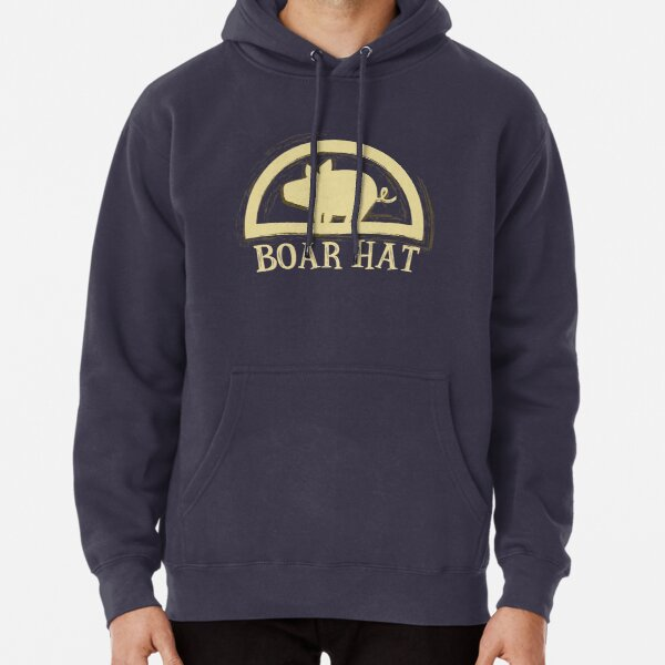 The Seven Deadly Sins (Boar Hat Sign) Pullover Hoodie