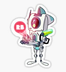 Redbubble Web Team Sticker