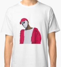 Ski Mask The Slump God Minimal Design Classic T-Shirt