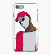 Ski Mask The Slump God Minimal Design iPhone Case/Skin