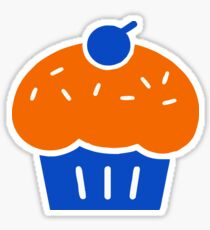 kevin durant - cupcake Sticker