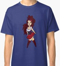 Damsel Girl Classic T-Shirt