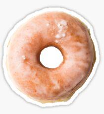 glazed donut Sticker