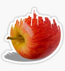 Big Apple Sticker
