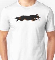 Goldspur Border Collies Flyball Dog T-Shirt