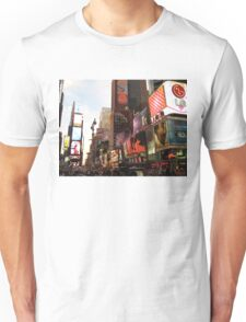 New York Time Unisex T-Shirt