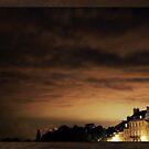 Evil Clouds Over Bath by Nando MacHado