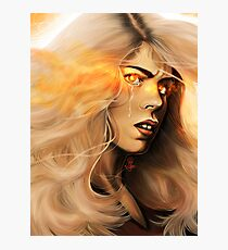 Bad Wolf Rose Tyler Doctor Who Billie Piper Photographic Print