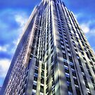 New York - Rockefeller Center by harietteh